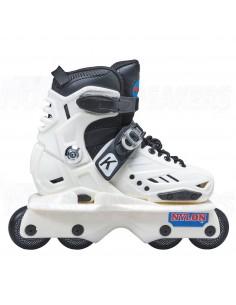 Kaltik K Skate JNR Ninja Aggressive Inline Skates White.jpg