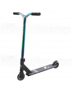 Panda Primus Pro Scooter Color: Rainbow Bar