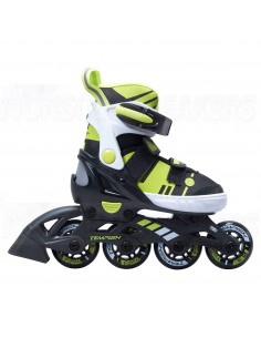 Tempish Misty Duo Adjustable Kids Inline Skates Black