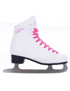 Tempish Dream Young Figure Skates White