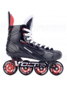 Tempish Volt-R Indoor Roller Hockey Skates Color: Black