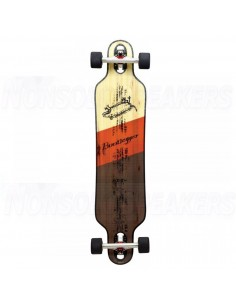 Moonshine Bootlegger - Longboard