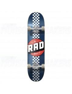 RAD Checker Stripe Complete...