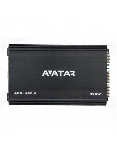 Avatar ABR-460.4 4 channel amplifier