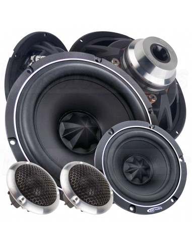 Arc Audio RS 6.0 rs 3.0 RS 1.0 kit 3...
