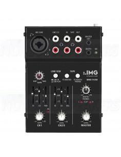 IMG STAGELINE MMX-11USB 2...