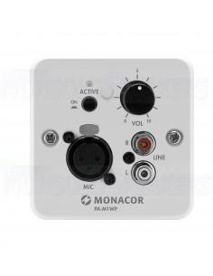 MONACOR PA-M1WP Wall module