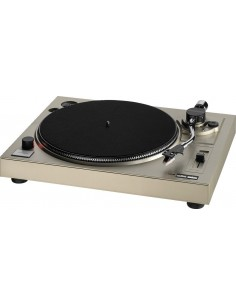 MONACOR DJP-104USB DJ Stereo Turntable