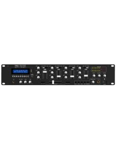 MONACOR MPX 410DMP mixer with MP3