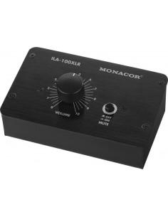 MONACOR ILA 100XLR Passive stereo level control