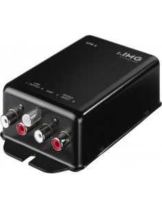 MONACOR SPR-6 Stereo-Phono-Equalizer
