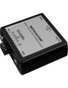 MONACOR UVCA-22 2-channel preamplifier