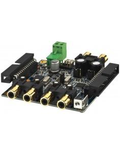 MONACOR MDSP-24KIT Digital signal processor