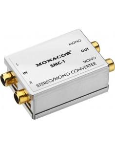 MONACOR SMC-1 Stereo-Mono-Converter