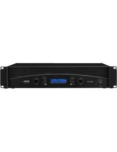 MONACOR STA-2200 2HE PA-AMPLIFIER 2x700Wrms