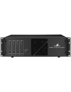 MONACOR PA-4240 4-channel amplifier 4x240W