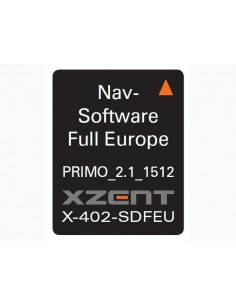 Xzent X-402-SDEFU microSD-card iGO Primo
