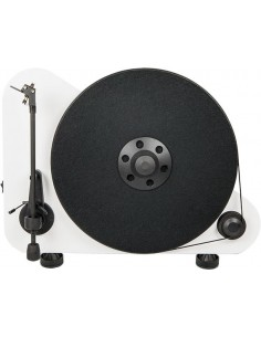 "PRO-JECT Vertical ""Plug & Play"" turntable WHITE"