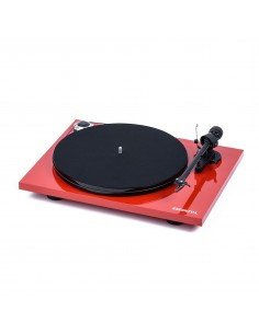 Pro-Ject Essential III Audiophile turntable RED