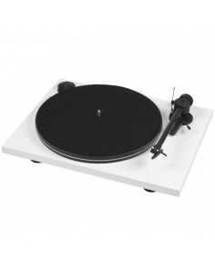 Pro-Ject Essential III Audiophile turntable WHITE