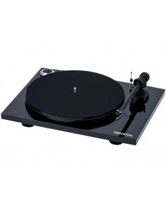 Pro-Ject Essential III turntable+phono stage BLACK