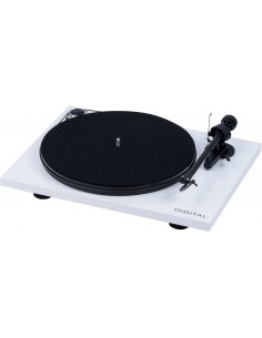 Pro-Ject Essential III Digital turntable-digital output WHITE