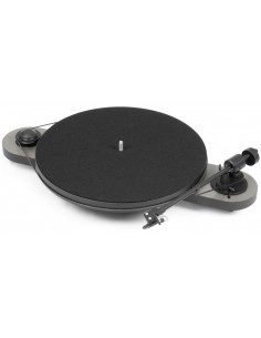 Pro-Ject Elemental Manual turntable RED-BLACK