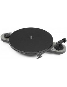 Pro-Ject Elemental Phono USB turntable SILVER-BLACK