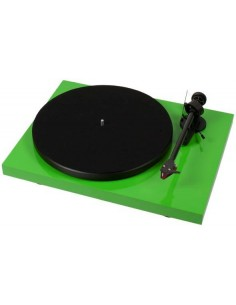 Pro-Ject Debut Carbon (DC) turntable GREEN