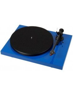 Pro-Ject Debut Carbon (DC) turntable BLUE