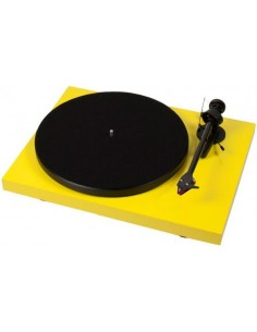 Pro-Ject Debut Carbon (DC) turntable YELLOW