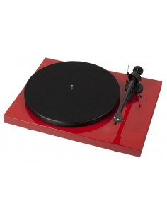 Pro-Ject Debut Carbon Phono USB (DC) RED