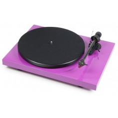 Pro-Ject Debut Carbon (DC) turntable PURPLE