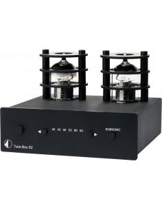 Pro-Ject Tube Box S2 Tube phono-preamplifier black