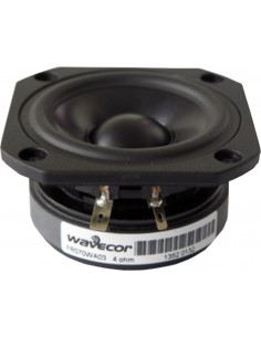 "Wavecor FR070WA03 2¾"" fullrange alu-cone 4 ohm"