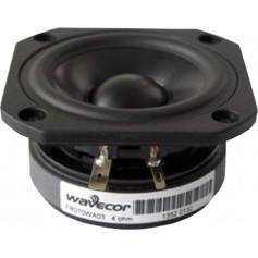 "Wavecor FR070WA03 2¾"" fullrange alu-cone 4 ohm"