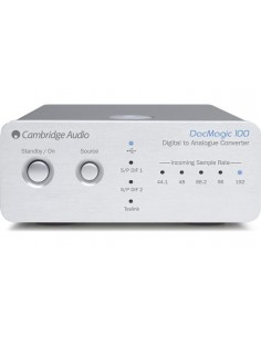 CAMBRIDGE AUDIO DAC MAGIC 100 SILVER
