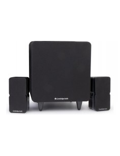 CAMBRIDGE AUDIO S322-V2 SPEAKERS SYSTEM BLACK