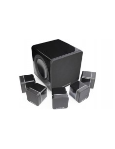 CAMBRIDGE AUDIO S215-V2 SPEAKERS SYSTEM BLACK
