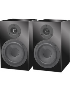 PRO-JECT SPEAKERS BOX 5 BLACK PAIR