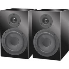 PRO-JECT SPEAKERS BOX 5 BLACK PAIR