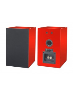 PRO-JECT SPEAKERS BOX 5 RED PAIR
