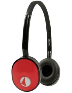 PRO-JECT HEAR IT TWO HEADPHONE RED