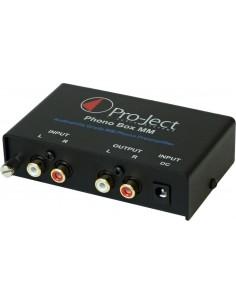 PRO-JECT PHONO BOX MM (DC) BLACK