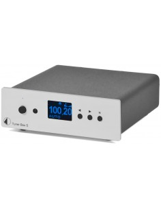 PRO-JECT TUNER BOX S SILVER NEW