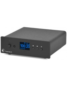 PRO-JECT TUNER BOX S BLACK NEW