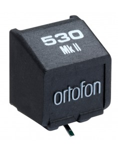 Ortofon Stylus 530 MKII black cartridge accessories