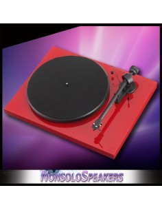 Pro-Ject Debut Carbon (DC) turntable RED