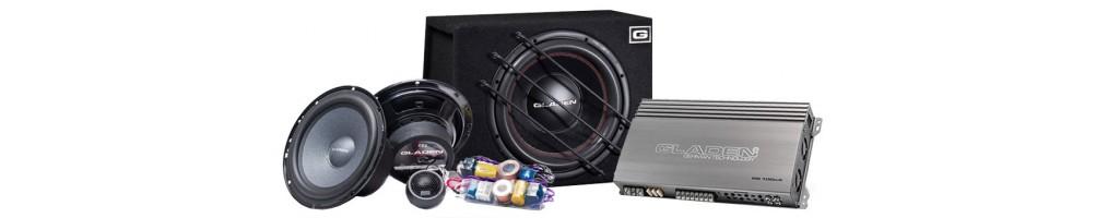 Sub + Amp + Speaker kit