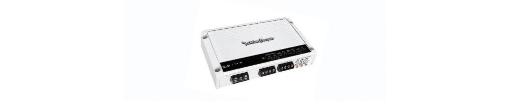 4-Channel Marine Amplifiers